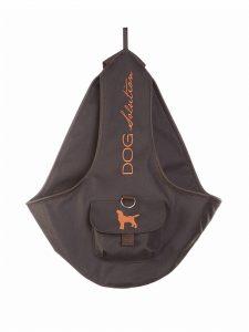 Hunderucksack für Hundetraining und Spaziergang