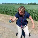 Dummytasche für Hundetraining und Spaziergang