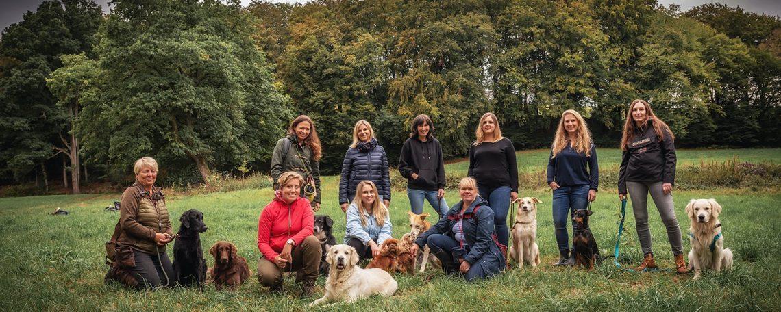 Hundeschule Ausbildung & Fortbildung